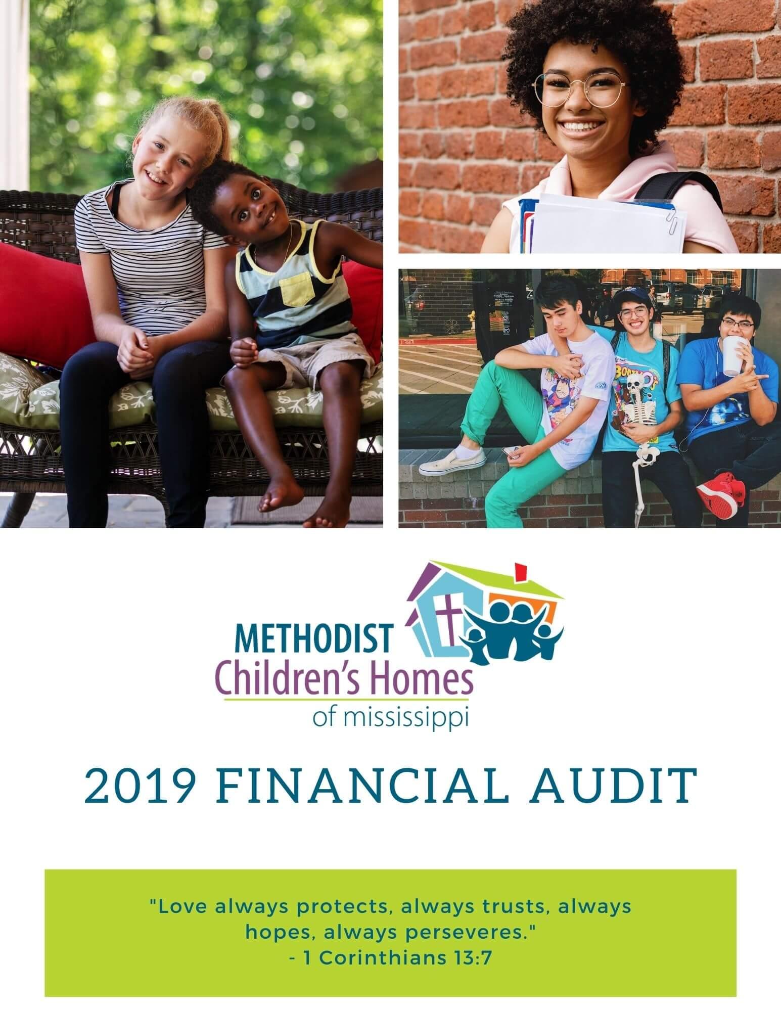 990 financial audit images