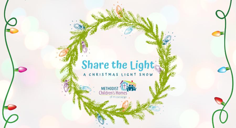 Share The Light Website